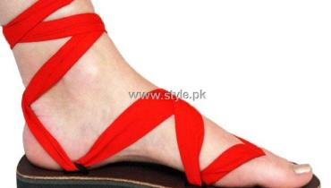 Virgin Teez Footwear Collection 2013 for Women
