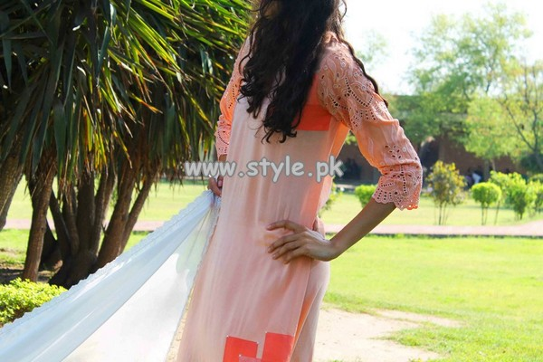 Ahsan Khan Summer Kurta Collection 2013 For Girls 004