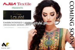 Ajwa Textile Summer Collection 2013 For Women 007