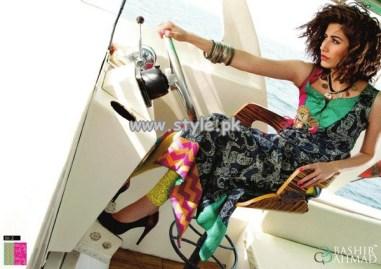 Bashir Ahmad Textiles Summer Collection For Women 2013 010