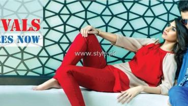 Crossroads Spring Summer Collection 2013 for Men and Women