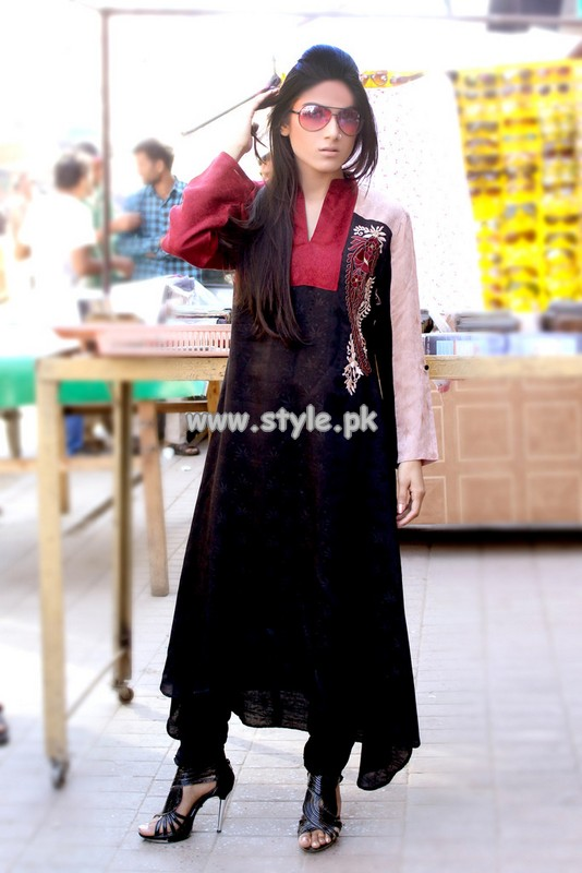 Damak Spring Collection For Women 2013 008