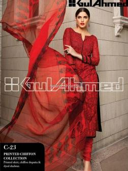 Gul Ahmed Lawn 2013 Collection for Women 005