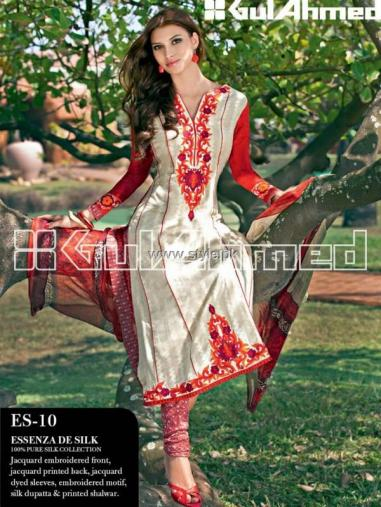 Gul Ahmed Lawn 2013 Collection for Women 012
