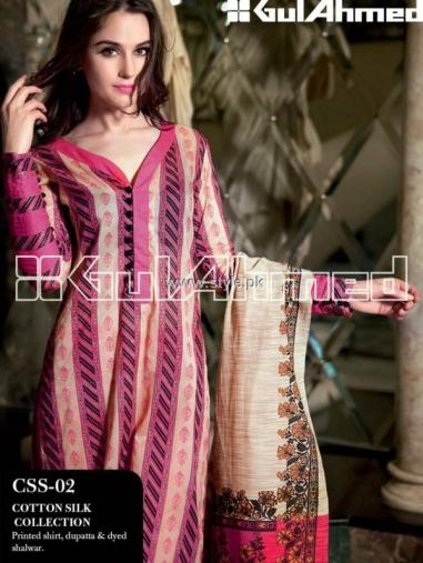 Gul Ahmed Lawn 2013 Collection for Women 014
