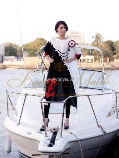Kanxa Malik Summer Collection 2013 for Girls 011