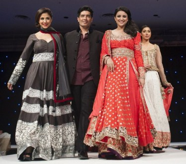 Manish Malhotra Formal Wear Collection 2013 For Women 004