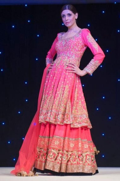 Manish Malhotra Formal Wear Collection 2013 For Women 006