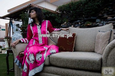 Nadia Farooqui Party Wear Collection For Summer 2013 006