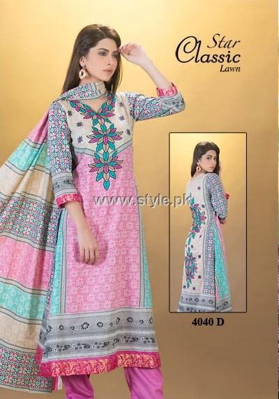 Star Classic Lawn 2013 Volume 1 by Naveed Nawaz Textiles