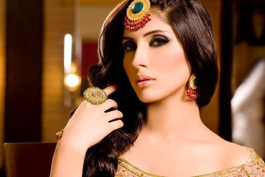 Uzma Khan Pakistani Model