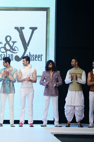 Arsalan and Yahseer Collection 2013 at Fashion Pakistan Week 5 0015