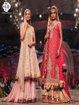 Deepak Perwani Bridal Collection at BCW 2013
