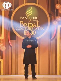 Deepak Perwani Bridal Collection at BCW 2013 004