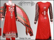 Ghani Textile Spring collection 2013 For Women 004