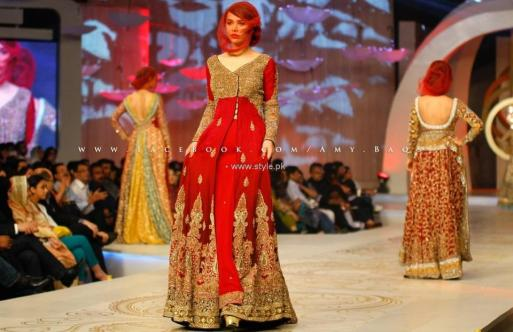 HSY Bridal Collection at Pantene Bridal Couture Week 2013 010