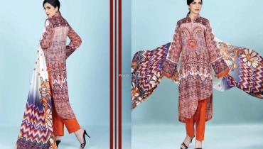 Jubilee Cloth Mills Exclusive Italian Lawn 2013
