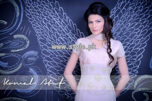 Komal Atif Summer Party Wear Collection 2013 006