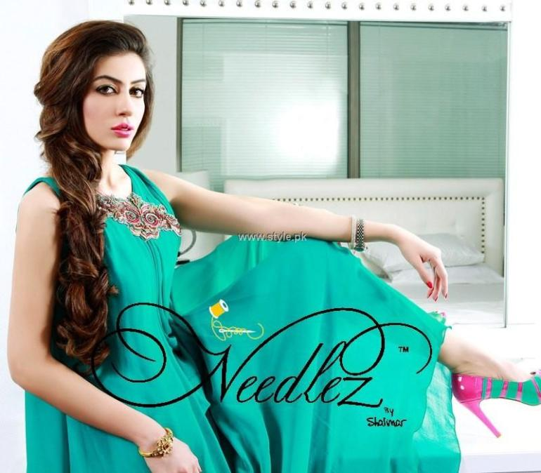 Needlez by Shalimar Spring Summer Collection 2013 for Women