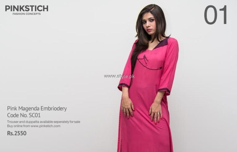 Pinkstich Summer Collection 2013 for Girls