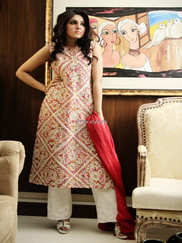 Resham Revaj Party Wear Dresses 2013 for Women
