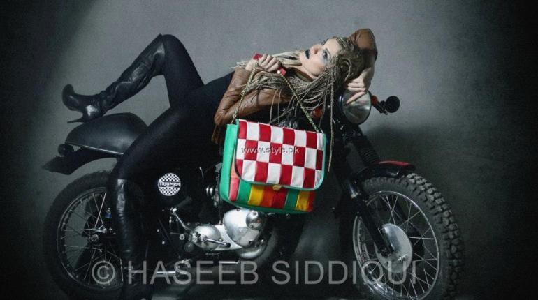 Saba Pirani Handbags Collection 2013 for Ladies