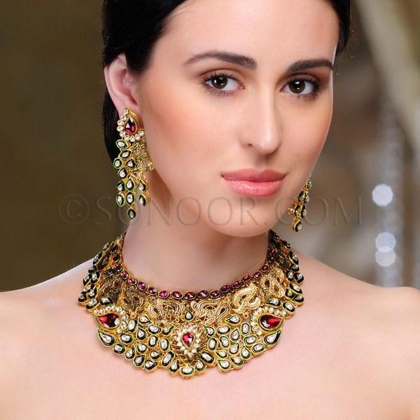 Sonoor Jewels Spring Jewellery Collection 2013 For Women 006