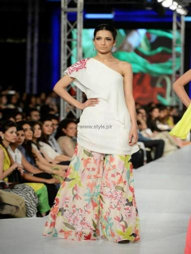 Sublime by Sara Collection at PFDC Sunsilk Fashion Week 2013 010