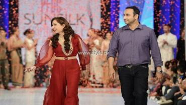 Asifa and Nabeel Collection at PSFW 2013