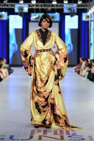 Daniyal Mubarik Collection At PFDC Sunsilk Fashion Week 2013 002
