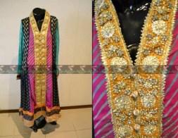 Deepak Perwani Formal Wear Collection 2013 For Women 003