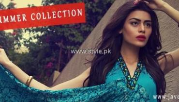 Javeria Zeeshan Summer Dresses 2013 for Women