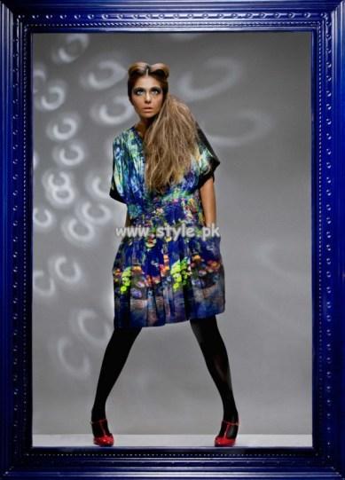 Khaadi Khaas Digital Print Collection 2013 For Women 002
