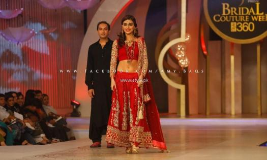 Pantene Bridal Couture Week 2013 Grand Couturiers 005