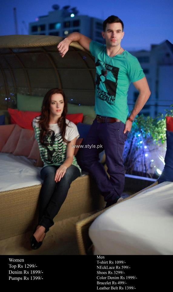 Riverstone Summer Collection 2013 for Women and Men