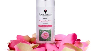 Rosewater For Acne Cure