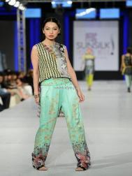 Sania Maskatiya Collection at PFDC Sunsilk Fashion Week 2013 010