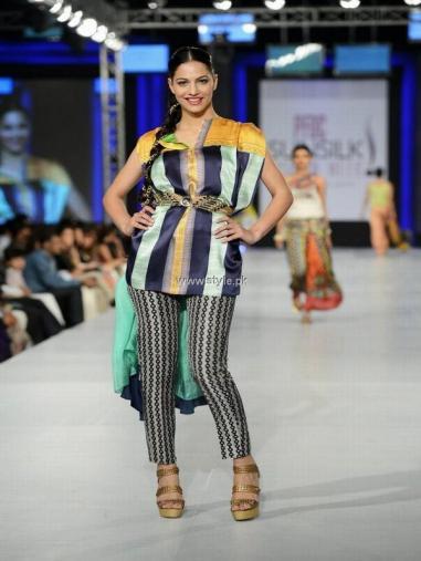 Sania Maskatiya Collection at PFDC Sunsilk Fashion Week 2013 013