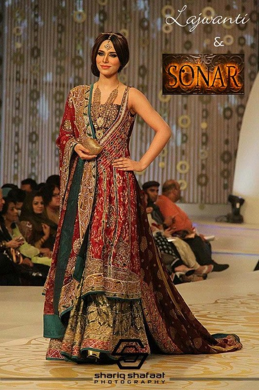 Sonar Jewellery Collection At Bridal Couture Week 2013 004