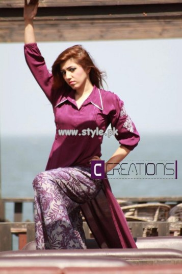 Creations Casual Wear Collection 2013 For Women 005