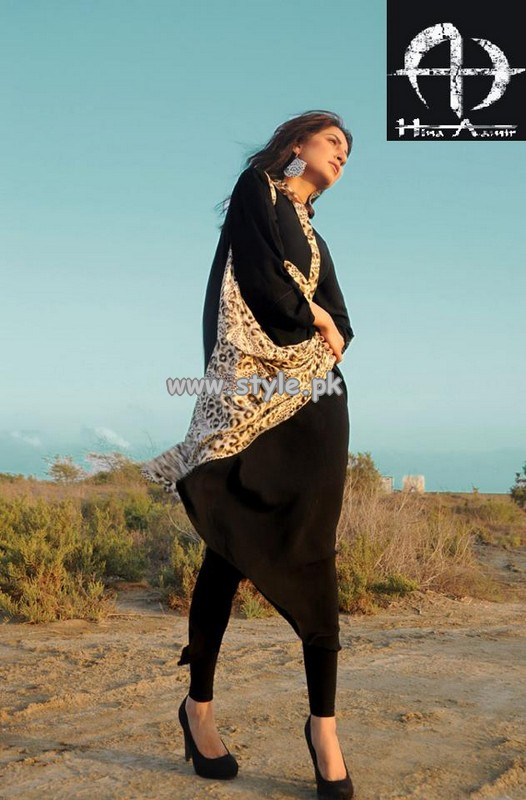 Hina Aamir Summer Collection 2013 For Girls 001