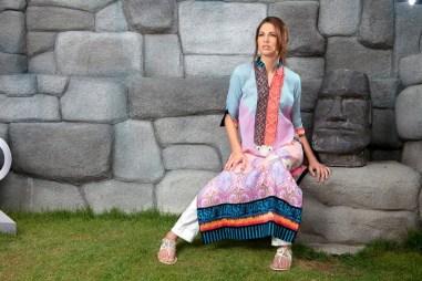 LSM Fabrics Kurti Collection 2013 for Girls 014