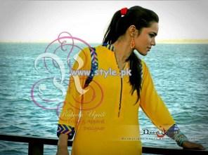 Rabeela Uqaili Summer Collection 2013 For Women 006