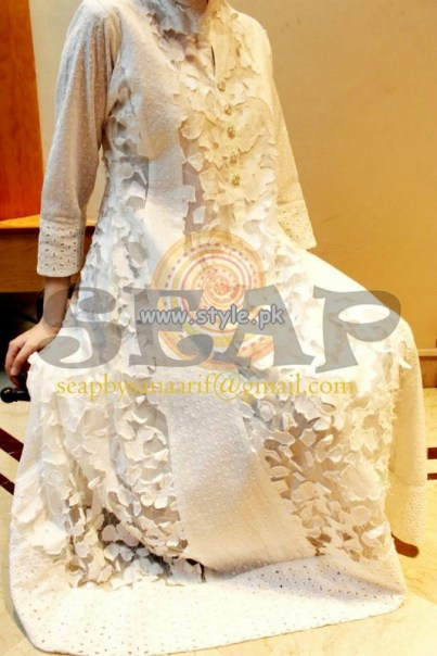 Seap by Sanaa Arif Party Dresses 2013 For Women 005