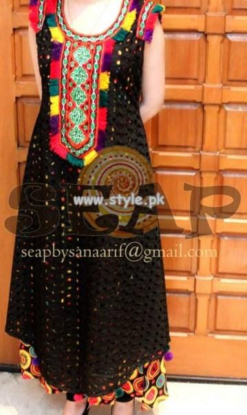 Seap by Sanaa Arif Party Dresses 2013 For Women 006