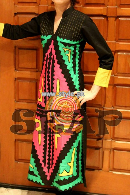 Seap by Sanaa Arif Party Dresses 2013 For Women 008