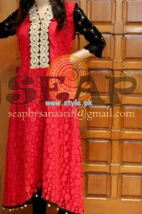 Seap by Sanaa Arif Party Dresses 2013 For Women 009
