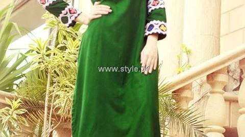 Shaan Unnar Party Wear Collection 2013 for Women