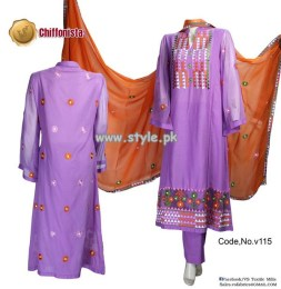 Vs Textile Mills Summer Collection 2013 For Women 011