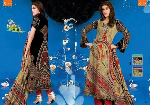 Al Hamra Textiles Kashish Lawn Collection 2013 Volume 3 For Women 00017